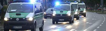 Policía de Munich