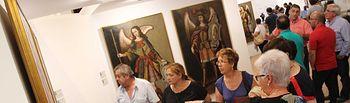 Una charla sobre la España de Cervantes pondrá el broche de oro a las exposiciones del IV Centenario en Molina de Aragón. Foto: JCCM.
