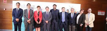 Inauguración del foro 'España, país de Quijotes'