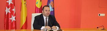 Jaime Carnicero de la Cámara, presidente de la Mancomunidad de Aguas del Sorbe