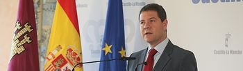 Emiliano García-Page, presidente de Castilla-La Mancha. Foto: JCCM.