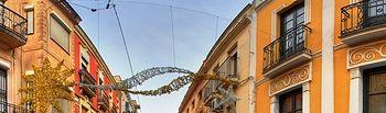 Calle Menacho, Badajoz. Foto: Ministerio de Economía y Competitividad