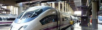 Las infraestructuras de alta velocidad ferroviaria en España, estudiadas