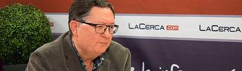 Antonio Ureña Aroca, presidente de la delegación de FEDA en La Roda.