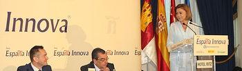 Cospedal presenta a José Manuel Leceta-1. Foto: JCCM.