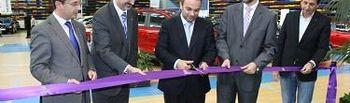 inauguración del Salón del Automóvil