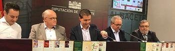 Presentación del Festival de Teatro Clásico de Chinchilla. Foto: JCCM.