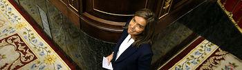 La ministra de Sanidad, Servicios Sociales e Igualdad, Ana Mato (archivo)