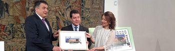 La ONCE dedica un cupón al Día de Castilla-La Mancha, en homenaje la solidaridad de sus gentes