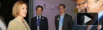 Presidenta Cospedal participa en Congreso Internacional Tauromaquia-1. Foto: JCCM.