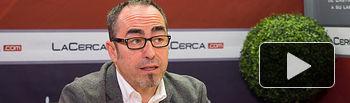 Francisco de la Rosa, secretario regional de CCOO en Castilla-La Mancha