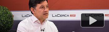 Julián Morcillo, secretario general de la Unión de Pequeños Agricultores y Ganaderos (UPA) de Castilla-La Mancha