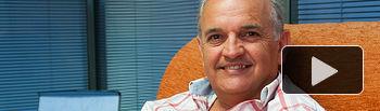 José Reina, presidente de la Federación de Asociaciones de Vecinos de Albacete (F.A.V.A.)