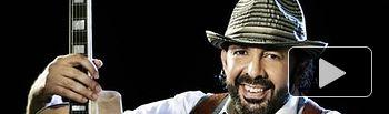 Juan Luis Guerra, cantautor de República Dominicana
