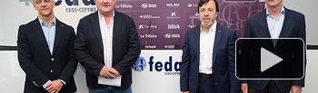 Presentación de los Premios San Juan de FEDA 2017