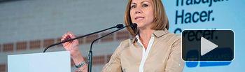Mª Dolores de Cospedal, Secretarial General del Partido Popular
