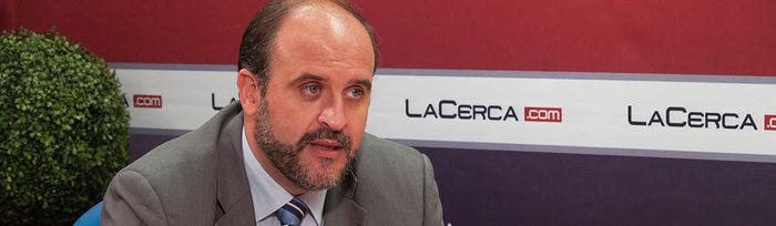 José Luis Martínez Guijarro, portavoz del Grupo Parlamentario Socialista en las Cortes de Castilla-La Mancha.