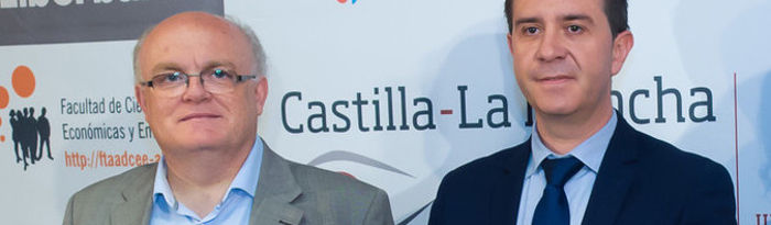 Pedro Antonio Ruiz Santos y Santiago Cabañero