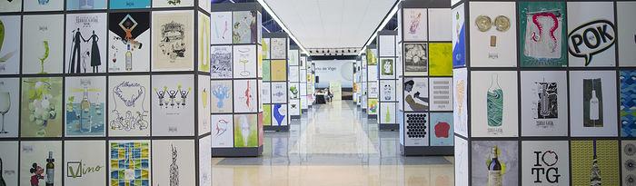 Exposición Bienal Cartelismo Francisco Mantecón.