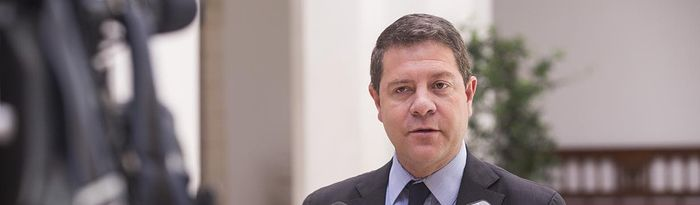 García-Page anuncia ayudas económicas para la promoción turística de la zona afectada por el incendio de Yeste (Albacete)
