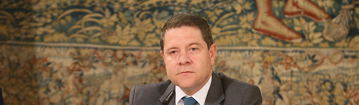 Emiliano García-Page.