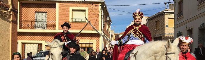 Valera (Cuenca) celebra su día grande de Moros y Cristianos con la meta de que sea Fiesta de Interés Turístico Regional