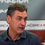 Francho Tierraseca, profesor del IES Parque Lineal y Miembro del Comité Federal del PSOE