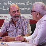 Jesús Igualada Pedraza, presidente de la Hermandad de Donantes de Sangre de Albacete