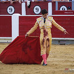 Fotos Rubén Pinar - Feria Taurina - Segundo toro - 12-09-18