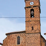 Iglesia de Santa María de la Asunción, del siglo XVI.