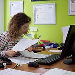 Instalaciones de la Asociación de Jóvenes Empresarios (AJE) en Albacete