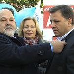 ASFADI en la Plaza del Altozano con motivo del Dïa Mundial de la Diabetes