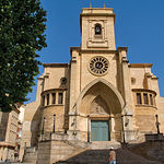 Catedral de San Juan Bautista, en Albacete.