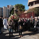 Festividad de San Antón en Albacete