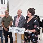 Inauguración del Salón y fallo del XXXVIII Concurso de Castilla-La Mancha de Cuchillería - Feria de Albacete 2018.
