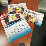 Presentación del Calendario de AFANION