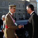 Felipe VI - Pascua Militar - 06-01-19 - Foto  @Casa de S.M. el Rey