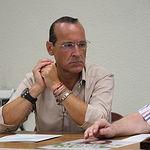 Ignacio Avendaño, tesorero de la AECC en Albacete