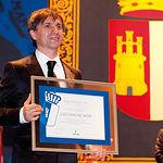 El humorista José Sánchez Mota recibió uno de los reconocimientos como Hijo Predilecto de C-LM.