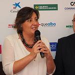 Inauguración de la carpa de FEDA en la Feria de Albacete 2017