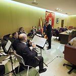 Acto institucional organizado con motivo del Día de la Ciudad.