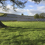 Placas solares. HUNTEC.