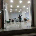 Operativo de la Hermandad de Donantes de Sangre instalado en el Hotel Los Llanos de Albacete.