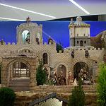 Inauguración del Belén de Globalcaja en Albacete