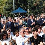 Acto de homenaje oficial a las víctimas de los atentados terroristas de 2017 en Barcelona y Cambrils.