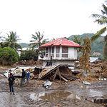 Los efectos del cambio climático ya se están haciendo notar, produciendo desastres naturales con graves consecuencias materiales y humanas.