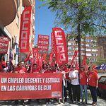 Concentración 22 de mayo en Cuenca.