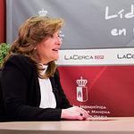 María Rosario Rodríguez Rueda, candidata número 3 al Senado por el PP en Albacete