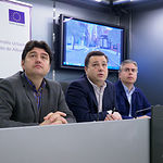 Presentación de la VI Fase del proyecto de peatonalización del centro de Albacete
