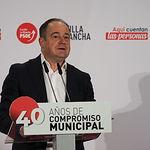 Acto público de homenaje a los alcaldes, alcaldesas y concejales socialistas en conmemoración de 40 años de ayuntamientos democráticos.